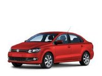 Автоковрики EVA Volkswagen Polo V sedan (2009-…)