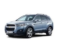 3D автоковрики Chevrolet Captiva II (Шевроле Каптива 2) (2011-…)